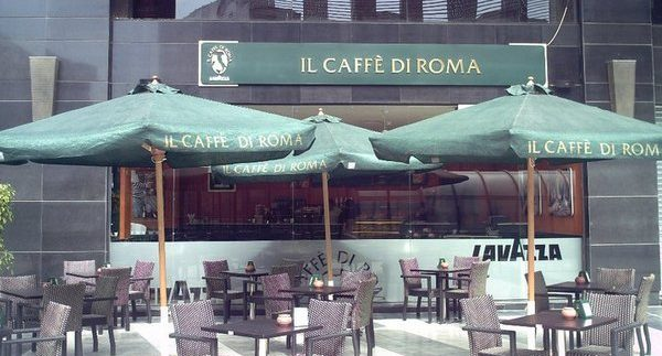 Il Caffé di Roma: A Little Taste of Italy Comes to Downtown Mall
