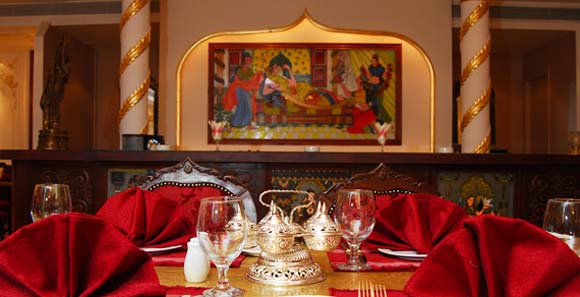Maharani: Fairly Standard Indian Food in Zamalek