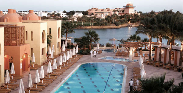 Steigenberger Golf Resort El Gouna: Relaxing Red Sea Hotel