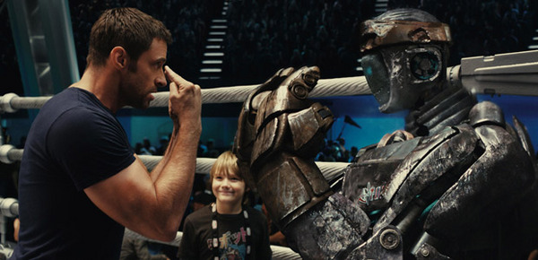 Real Steel: Triumph of a Robot-Boxing Underdog
