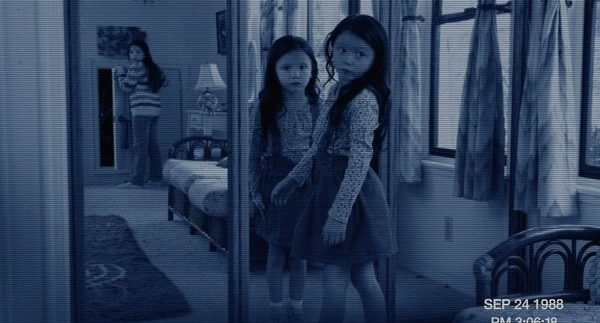 Paranormal Activity 3: Tense Horror Prequel