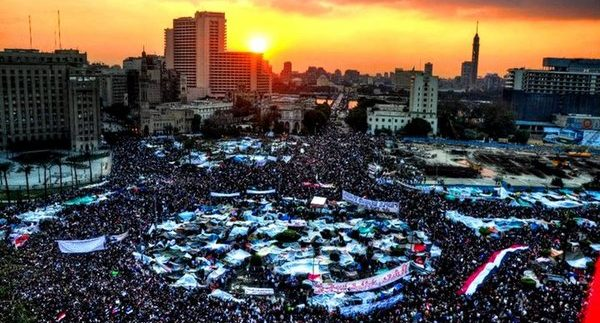 Assaf et al: The Road to Tahrir