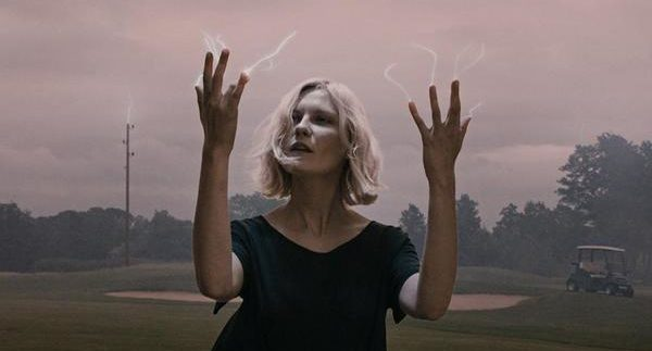 Melancholia: Abstract Portrayal of Depression and Fear