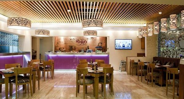 Zeitouna Lebanese Bistro: New Lebanese Bistro Opens in Nile City Mall