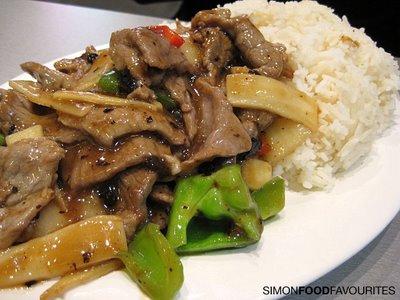 Peking: Simple, Standard Chinese Cuisine in Heliopolis