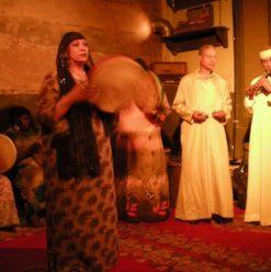 Mazaher at Makan: Intimate Zar Music Performances