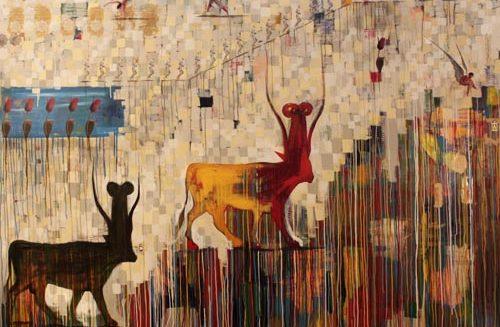 Safar Khan Gallery: Khaled Hafez