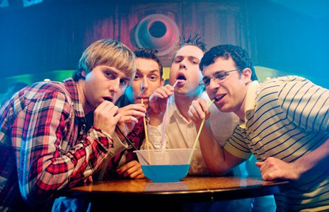 The Inbetweeners Movie: Straightforward, Hilarious Teen Comedy