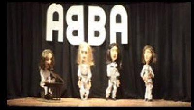 فريق ABBA على مسرح ساقية الصاوي للعرائس