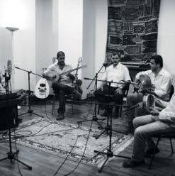 فرقة الموسيقى العربية للتراث على مسرح الجمهورية