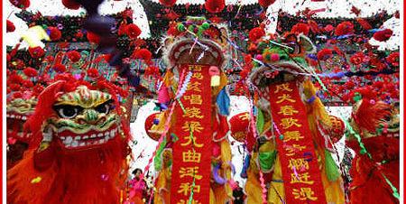 مهرجان عيد الربيع الصيني لعام 2012 في ساقية الصاوي