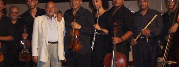 فرقة سداسي شرارة في دار أوبرا القاهرة