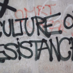 """عرض فيلم """"ثقافات المقاومة"""" في تاون هاوس جاليري"""