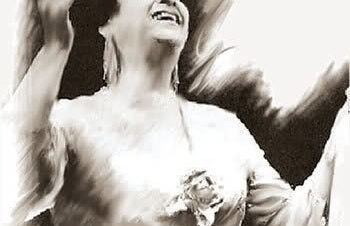 """الاحتفال بالسنوية الخامسة لـ """"أم كلثوم تعود من جديد"""" على مسرح ساقية الصاوي للعرائس"""