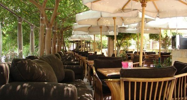 Casino Café: Restaurant With Stunning Nile View in Giza