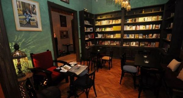 Sufi: New Café & Bookshop in Zamalek