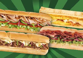 صب واي: ساندويتشات فريش وصحية فى الزمالك