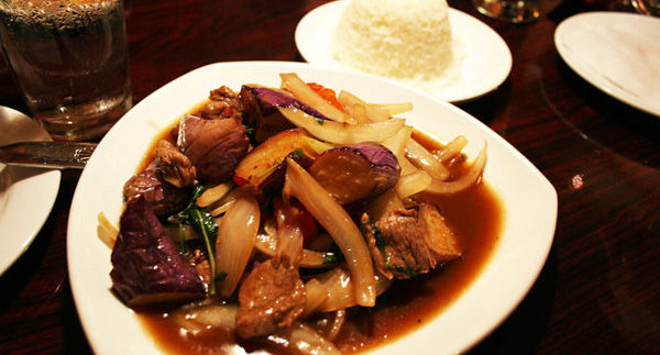 Joy Luck Chinese Restaurant: Modest Restaurant in Maadi