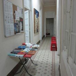 Baad El Bahr: New Cultural Centre, Art Space & Library in Downtown Cairo