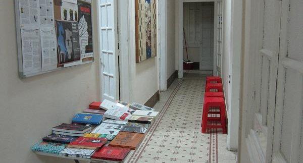 بعد البحر: مركز ثقافي فني ومكتبة جديدة في وسط البلد