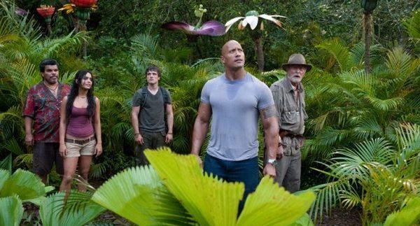 Journey 2: The Mysterious Island: Goofy CGI Adventure