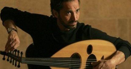 حفل الفنان نصير شمه في ساقية الصاوي
