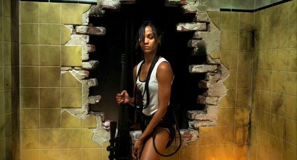 Colombiana: Zoe Saldana Kicks Ass in a Rather Bland Film