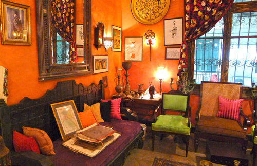 The loft gallery a treasure chest of furniture and accessories in zamalek