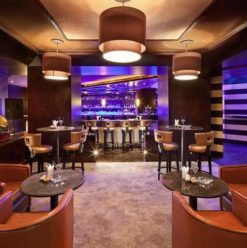O Bar: Ladies' Night at the Fairmont Nile City in Cairo
