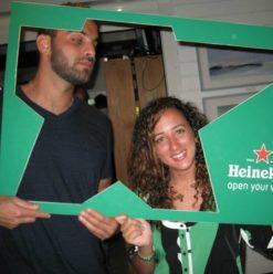 Heineken's Star World Tour Winners Live it Up in the Caribbean