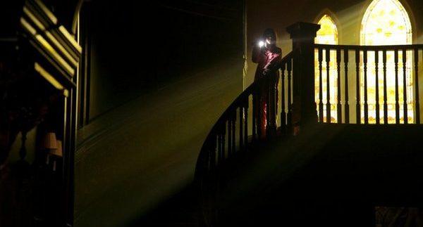 Don't Be Afraid of the Dark: Tense, Dark, Charming