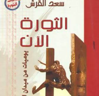 الثورة الآن: كتاب يكشف المتحولين ويوميات مختلفة للثورة المصرية