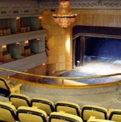 الحفل السنوي لتكريم المرأة المصرية على مسرح الجمهورية