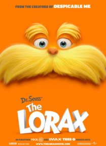 Dr. Seuss' The Lorax – لوراكس