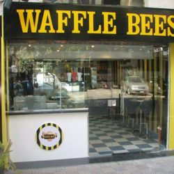 Waffle Bees