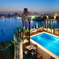 ذا روف بوول بار – The Roof Pool Bar