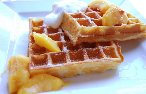 Waffle Point: Delicious Calorie-Laden Waffles in Heliopolis
