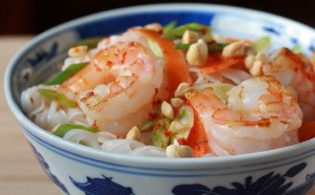 بوا خاو: أكل تايلاندي لذيذ وبأسعار معقولة في المعادي