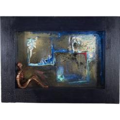 Chocolate Lounge: Anas Al Alousi Exhibition