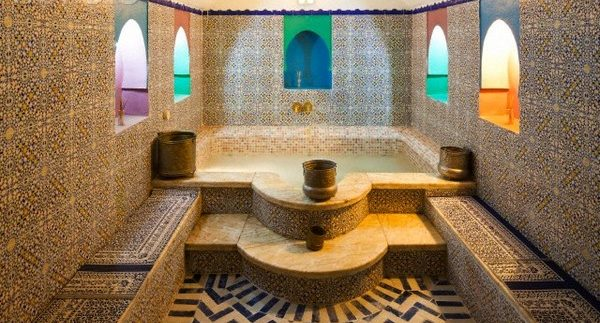 Dar El Maghreb: Authentic Moroccan Hammam in Mohandiseen