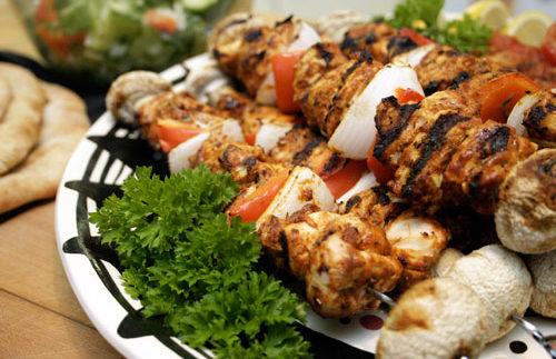 أرجيلة: مطعم لبناني ظريف في سراي الجزيرة في الزمالك