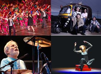 دليل أحداث نهاية الأسبوع: حفلات إفتكاسات وأزرق سماوي والدور الأول ومعارض فنية ومحاضرات