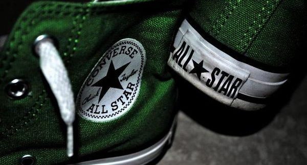 Converse: High-Top Heaven in Mohandiseen
