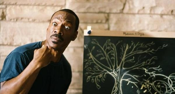 A Thousand Words: Another Eddie Murphy Stinker