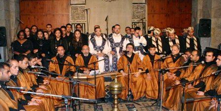 حفل إنشاد لروائع الإنشاد الصوفي لفرقة سماع للإنشاد الصوفى في قبة الغوري