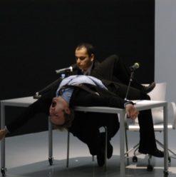 مهرجان دي-كاف: تاريخ الأداء في 20 دقيقة في جاليري تاون هاوس