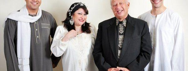 حفل فرقة المصريين بساقية الصاوي