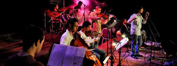 حفل لأحمد الحجار والفرقة بساقية الصاوي