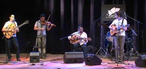 حفل العيد الأول لفرقة نمرة 6 بساقية الصاوي