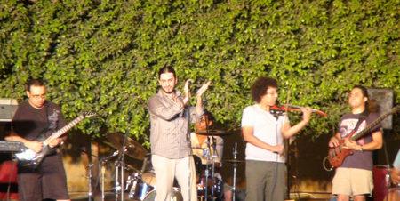حفل فرقة صحرا بوكالة الغوري
